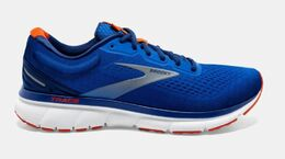BROOKS TRACE BLUE/ORANGE