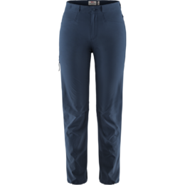FJÄLLRÄVEN HIGH COAST LITE TROUSERS NAVY W