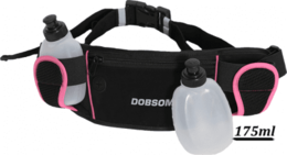 DOBSOM BOTTLE BELT PINK