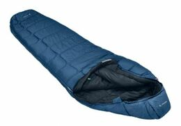 VAUDE SIOUX 400 XL SYN BALTIC SEA LEFT SLEEPING BAG