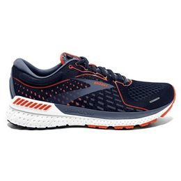 BROOKS ADRENALINE GTS 21 NAVY/RED CLAY/GREY
