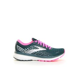 BROOKS GHOST 13 W POND/PINK/ICE