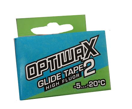 OPTIWAX GLIDE TAPE 2 HIGH FLUOR -5..-20 10m