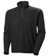 HELLY HANSEN FLEECE 1/2 ZIP DAYBREAKER BLK M
